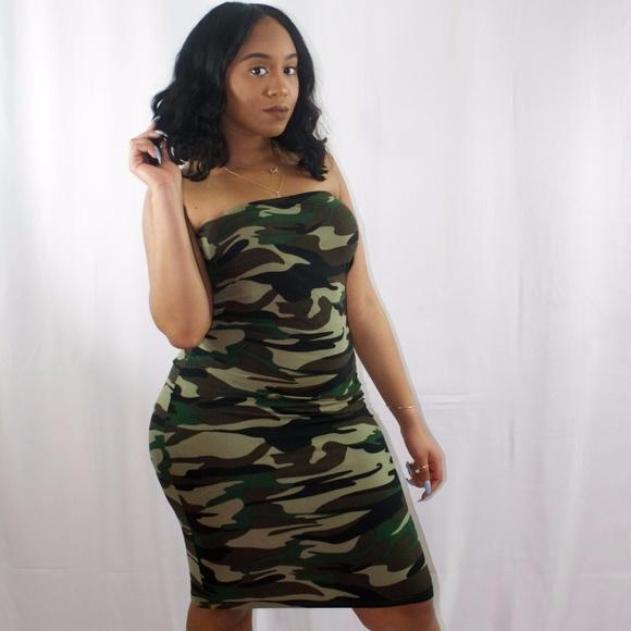 f8a9a0fc417a0 Dresses | Dress Bodycon Dress Bodycon Army Army Dress | Poshmark